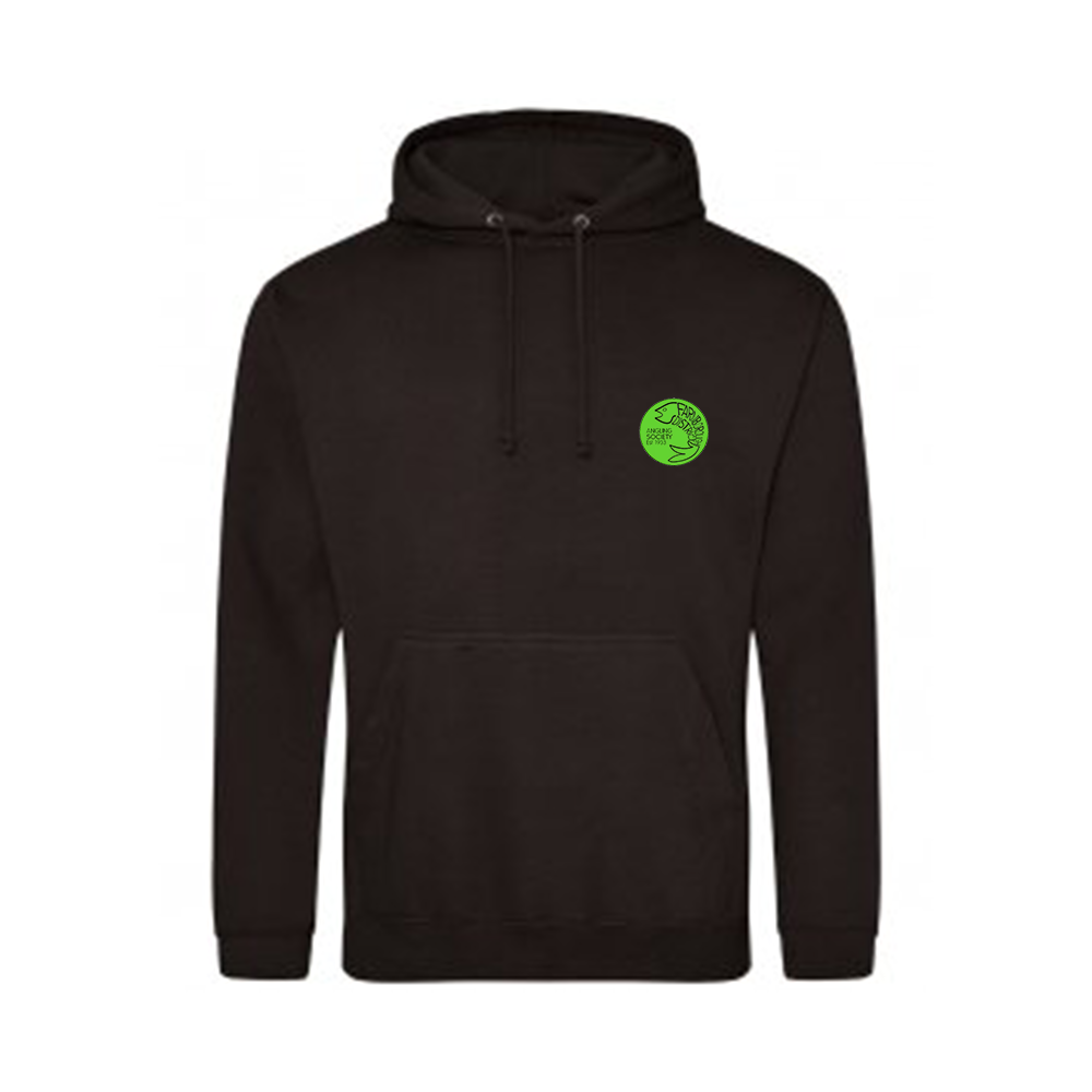 Farnborough And District Angling Society Black Hoodie