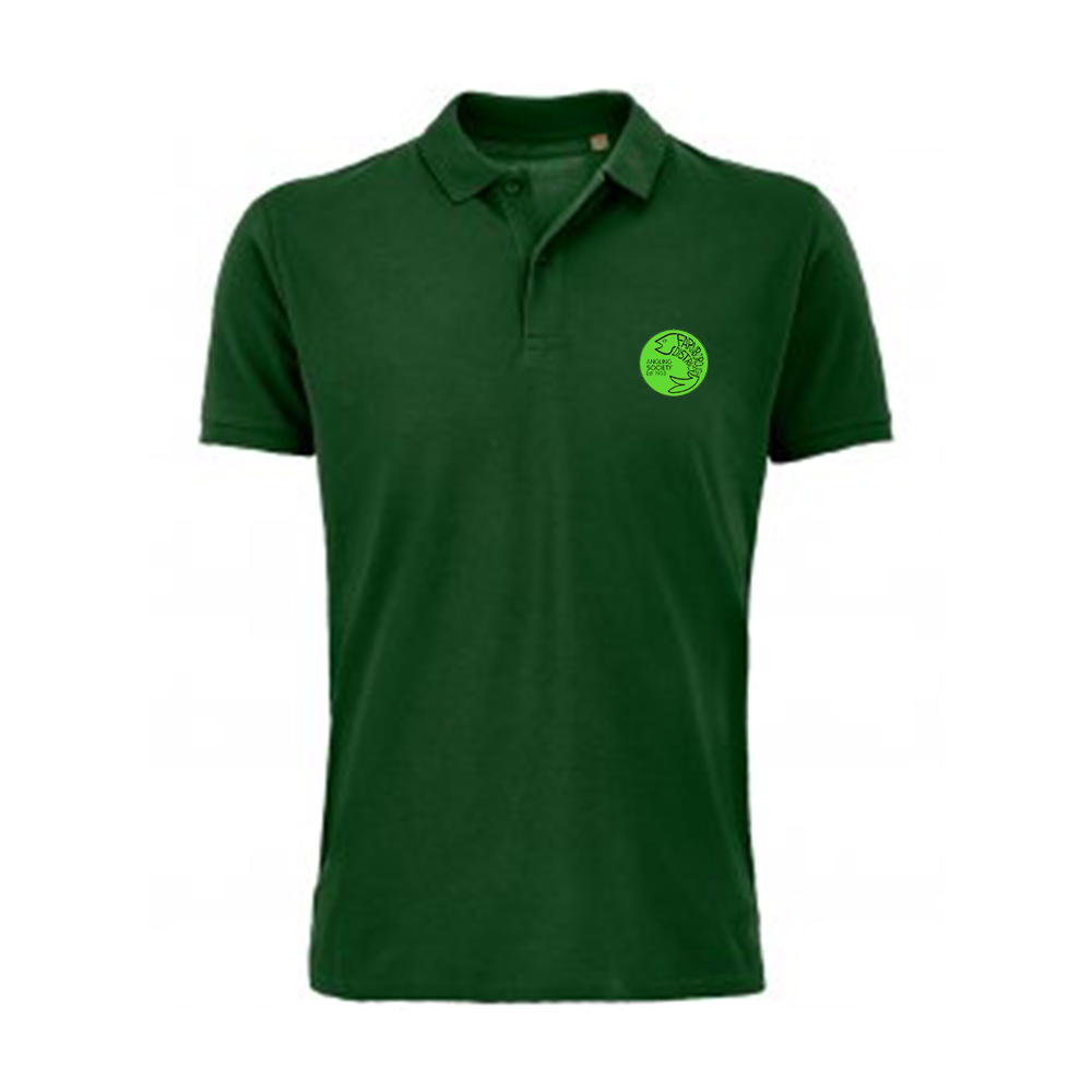 Farnborough And District Angling Society Green Polo